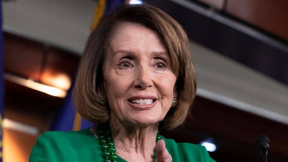 Pelosi works on Democratic leadership term-limit deal