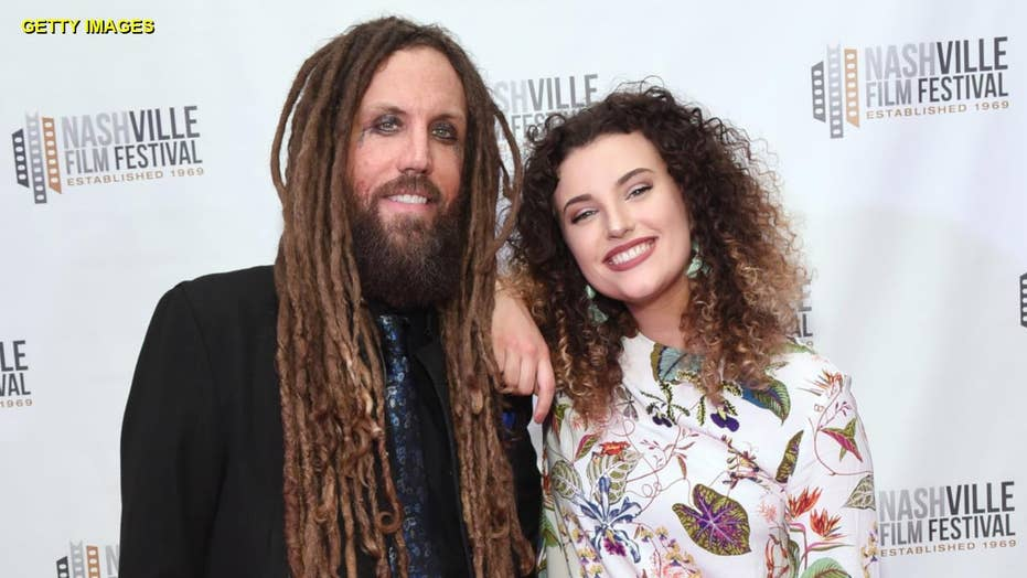 Korn's Brian 'Head' Welch recalls overcoming addiction, finding God