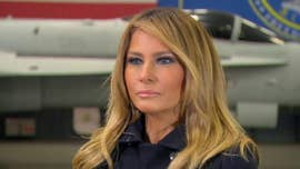 Melania Trump says she does what's 'right,' despite media criticism