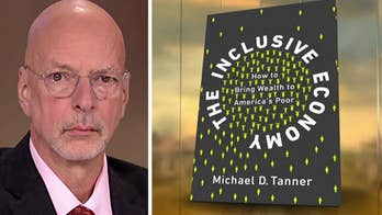 Michael Tanner talks new book and social welfare programs