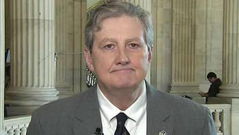 Sen. Kennedy: Trump isn't bluffing on government shutdown
