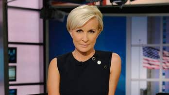 MSNBC's Mika Brzezinski under fire for slur