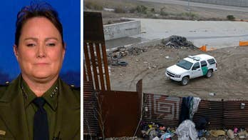 Border Patrol chief: Current border barriers not good enough