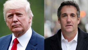 Trump pushes back as Democrats continue impeachment talk