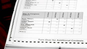 Maine's new ranked-choice voting system under fire