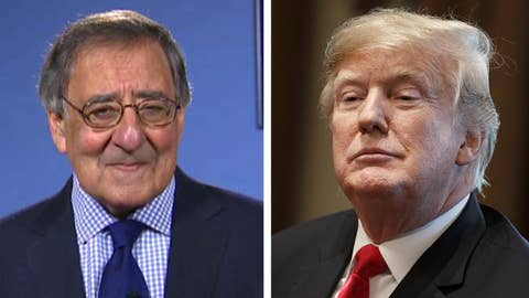 Panetta: President, chief of staff have to trust each other