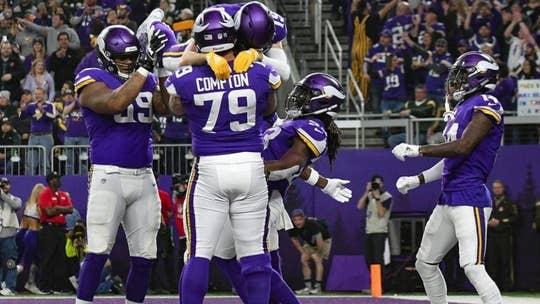 Minnesota Vikings fan puts team's home stadium up for sale