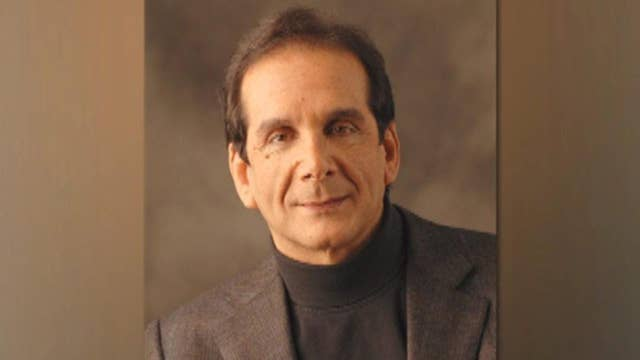 Charles Krauthammer's legacy lives on in new book