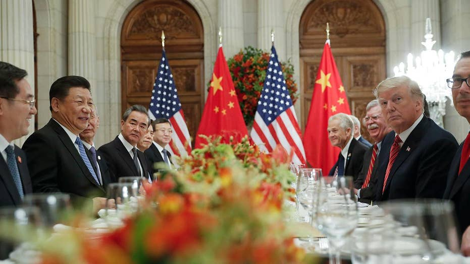 US and China race for 5G domination