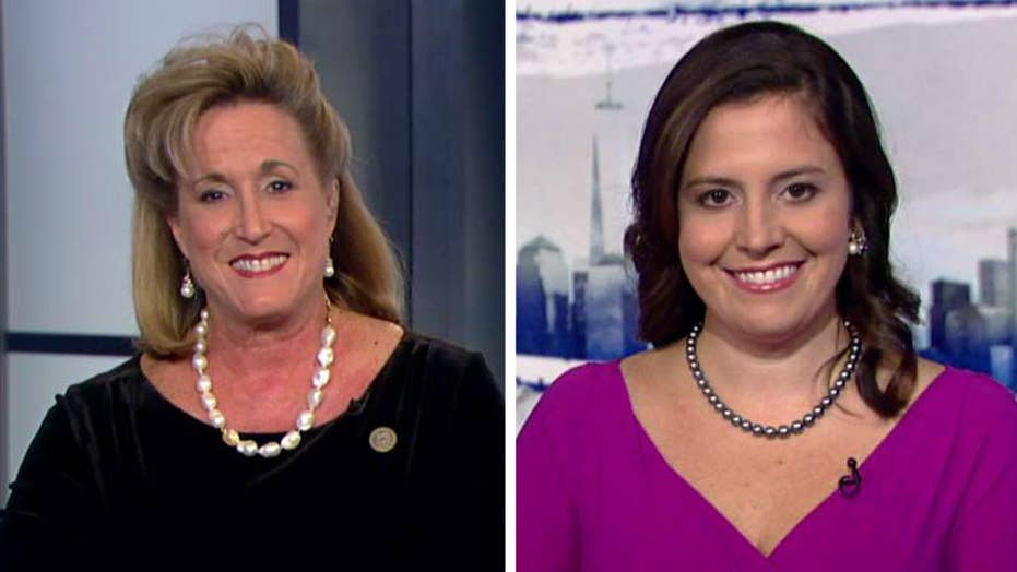 GOP Reps. on outreach to suburban women.