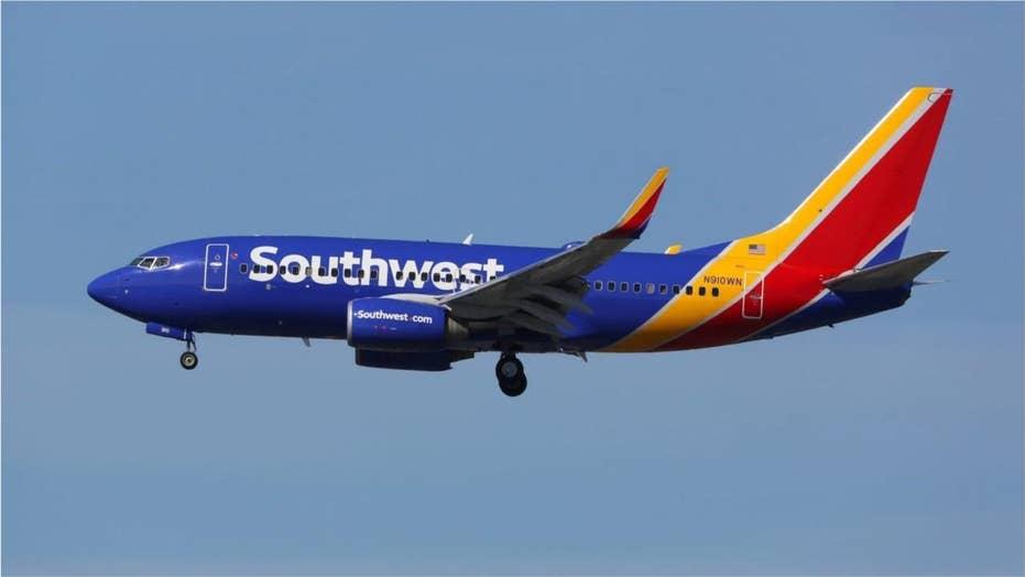 Human heart left onboard Southwest flight