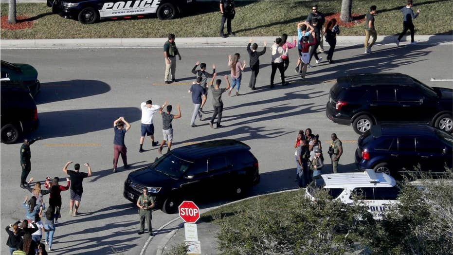 Parkland shooting commission recommends arming teachers