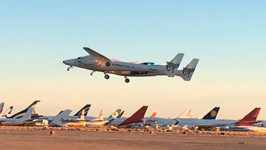 Virgin Galactic set to launch new era in space tourism