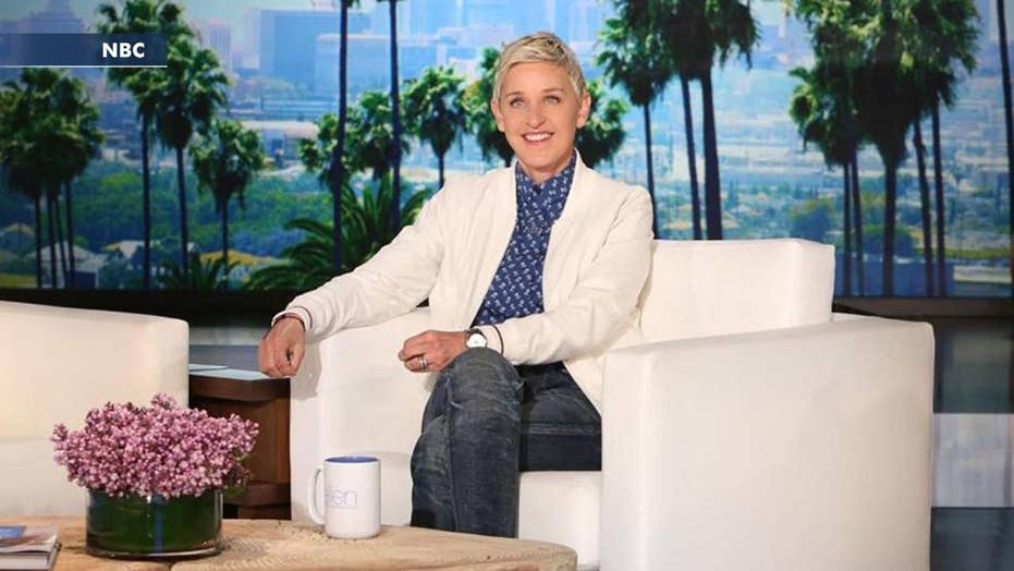 Ellen ready to call it quits?