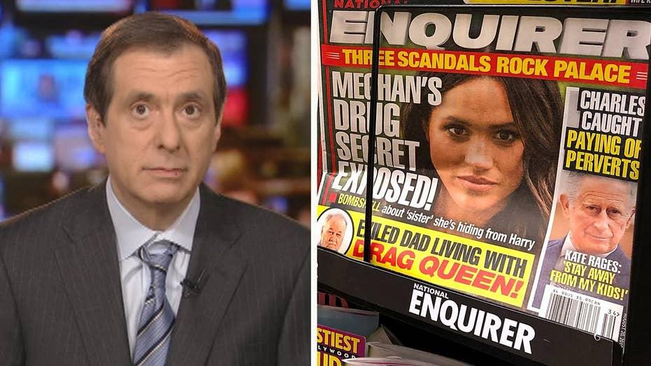 Kurtz: How does even a supermarket tabloid regain trust?