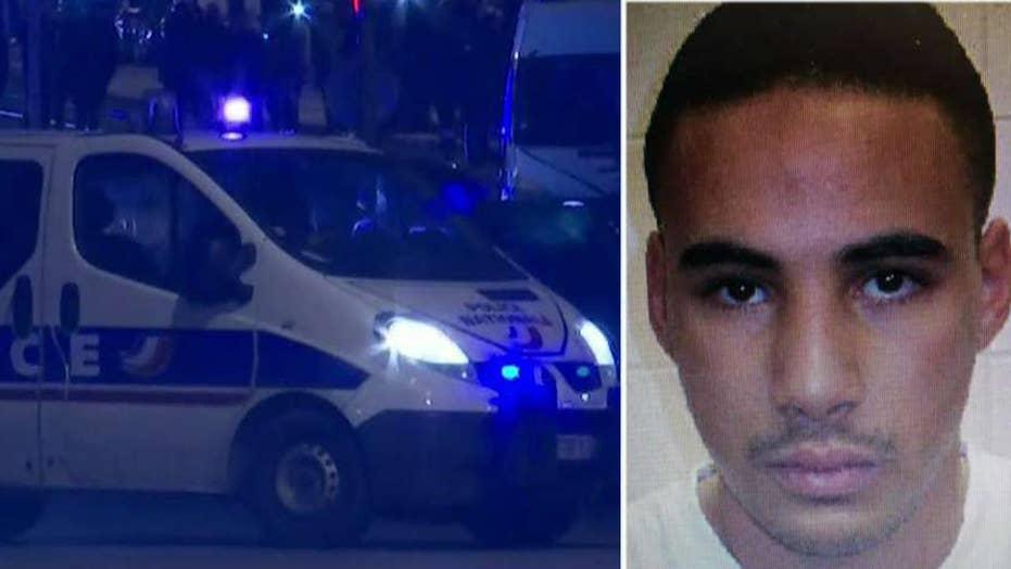 Police kill terrorrist gunman who attacked Christmas market in France.