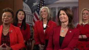 Women in Democratic leadership speak out