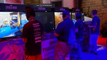 Gaming's popularity fuels 'leisure economy' boom