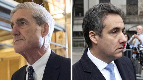 What impact will Cohen sentencing have on Mueller probe?