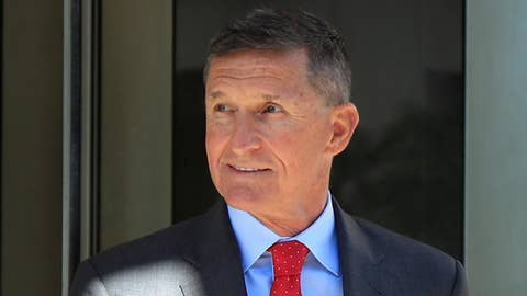 Is there evidence of entrapment in Michael Flynn case?