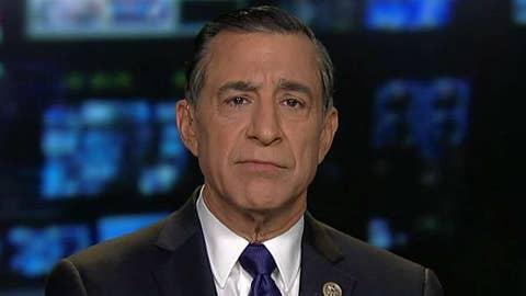 Issa: Trump doubles down on Flynn probe