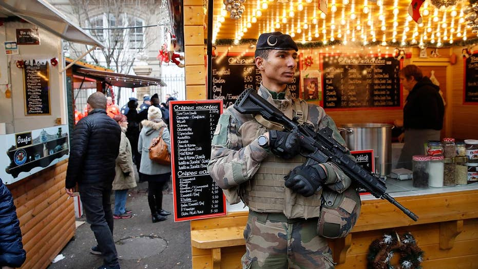 Relief in France after manhunt ends for terror suspect