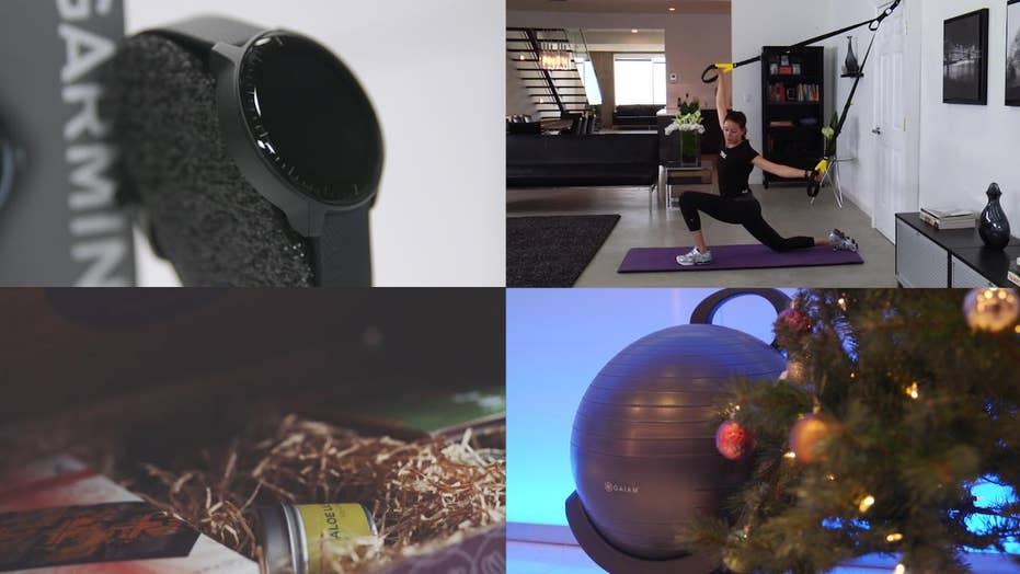 Holiday gifts that benefit your health