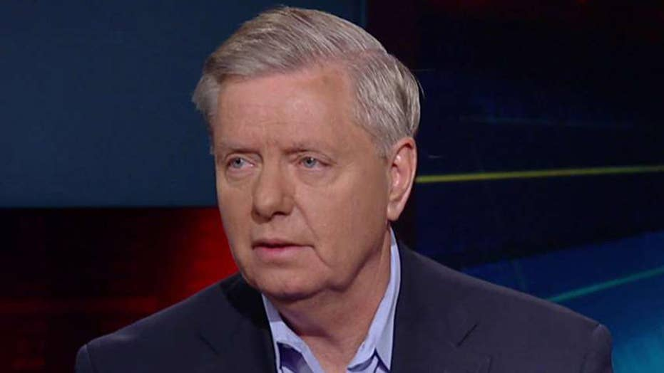 Graham: No evidence of collusion by the Trump campaign