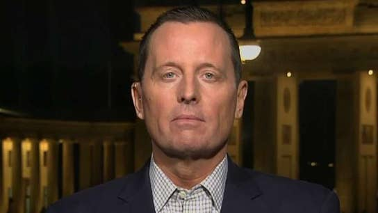 Amb. Grenell on what unrest in France means for US