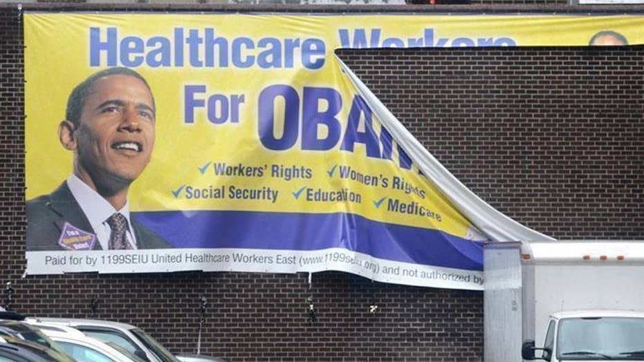 Federal judge strikes down Obamacare