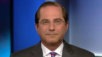Exclusive: Secretary Azar on Medicare, the opioid crisis