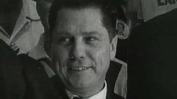 Eric Shawn: Why Jimmy Hoffa was murdered