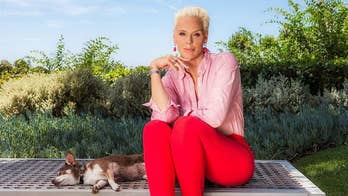 Brigitte Nielsen explains why she hid her pregnancy from 'Creed II' cast