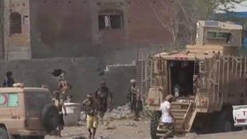 Senate votes to pull aid for Saudi-led war in Yemen