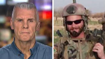 Father of Green Beret charged with murder speaks out