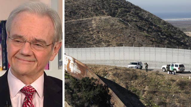 Michael Goodwin: Where's the GoFundMe for Trump's wall?
