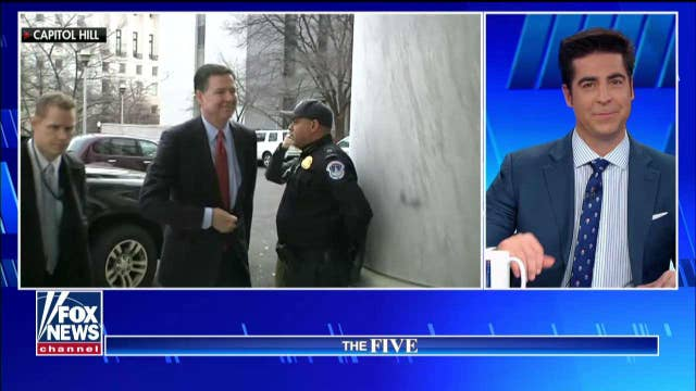 'The Five' on Comey Blasting Trump, House GOP Lawmakers: 'He's a Joke'