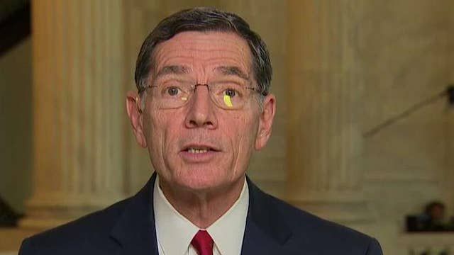Barrasso on Senate resolution ending aid to Saudi war in Yem