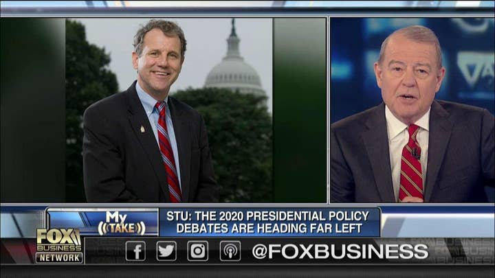 Varney Blasts 2020 Dems for Free Giveaway Promises