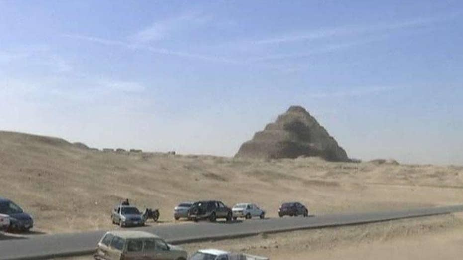 Egypt discovers 4,400-year-old tomb