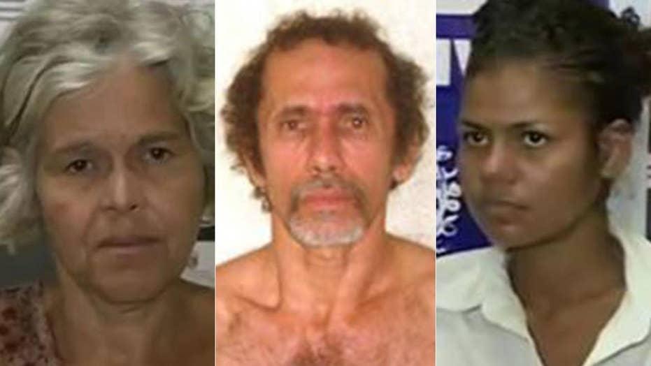 Brazilian cannibal, wife, mistress sentenced for killing