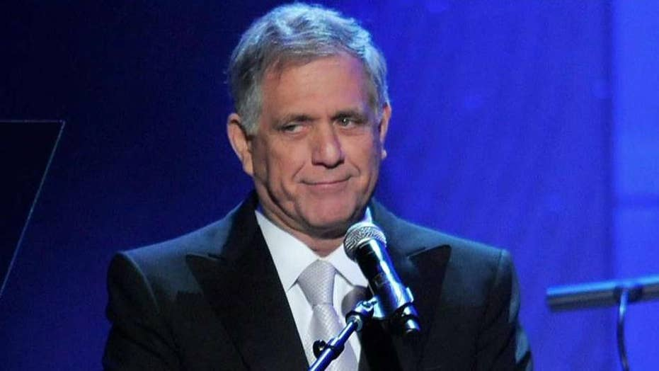 CBS board rules former CEO will not receive severance