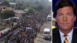 Tucker Carlson responds to his immigration critics: We're not intimidated, we'll continue to tell the truth