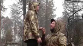 California man proposes to girlfriend at home burned down by Camp Fire