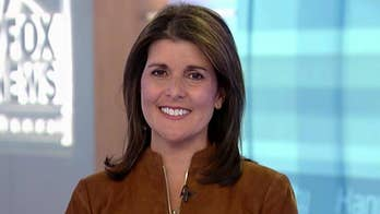 Haley: It's in our interest to have communication, relations