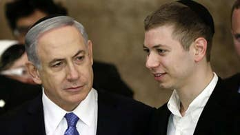 Netanyahu's son booted from Facebook over Muslim post