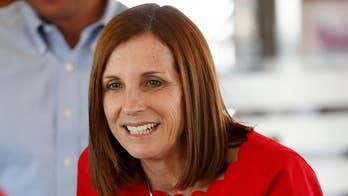 Martha McSally appointed to open Arizona Senate seat