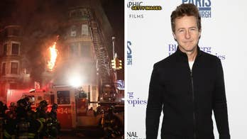 Fire marshal claims FDNY rigged probe into deadly blaze to protect Edward Norton