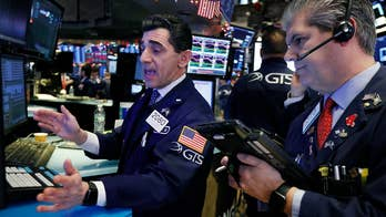 Stocks bounce back after Monday's massive sell-off