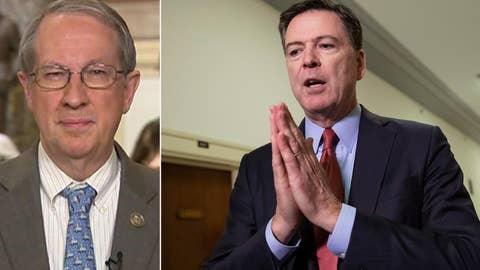 Rep. Goodlatte: Comey is still playing games with us
